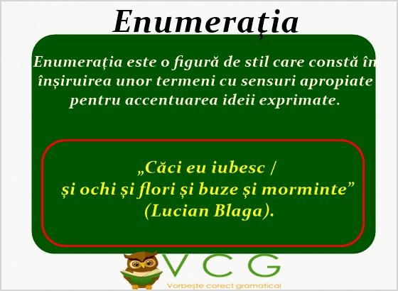 enumeratia